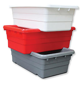 Stack & Nest 90 Cross Stacking Tubs