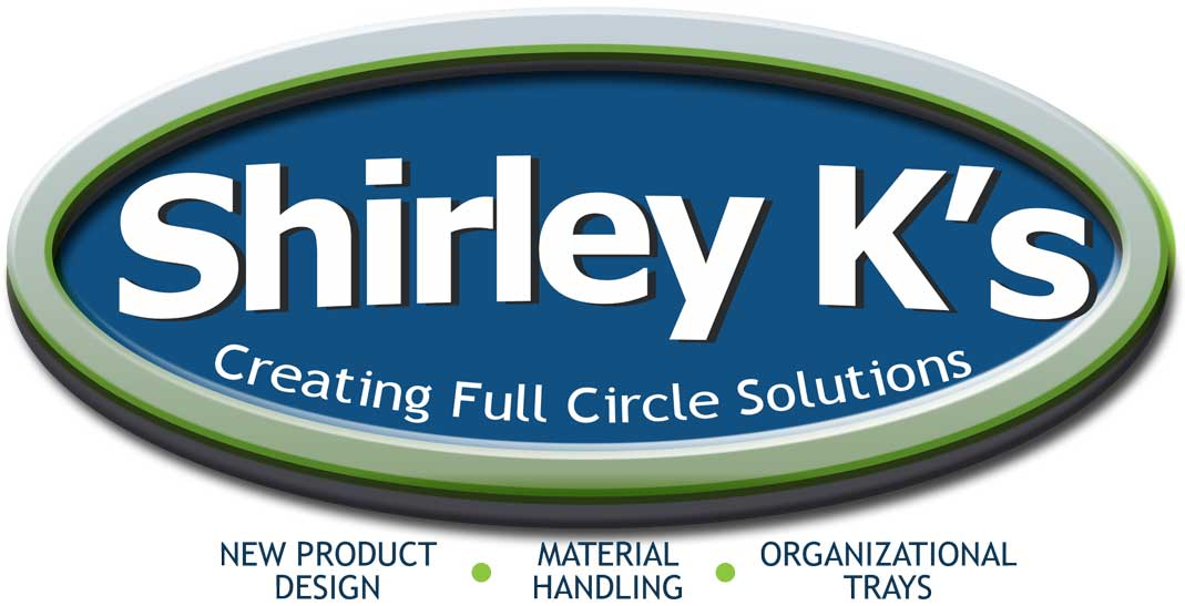 Shirley K's Storage Trays